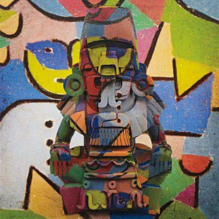 Jon Rafman-Paul Klee Aztec Artefact-2013