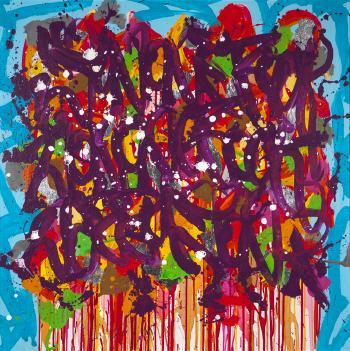 JonOne-Da Rotten Apple-2011