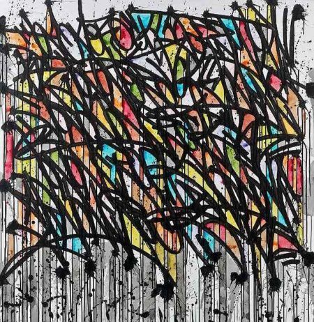 JonOne-Letters From A Soldier Of Art-2007
