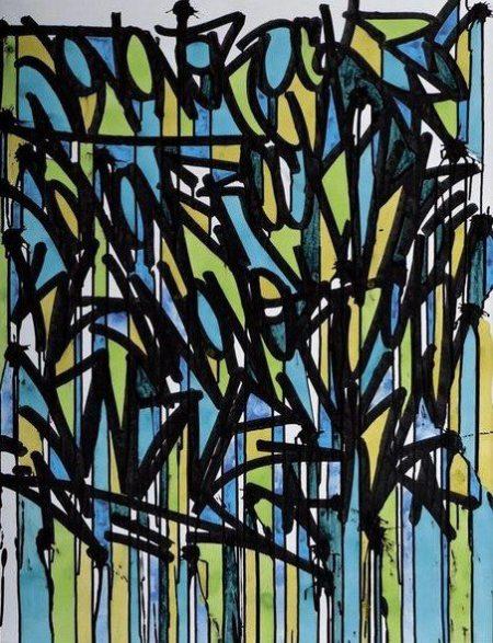JonOne-Super Fly-2007