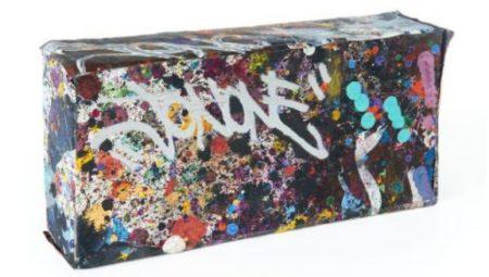 JonOne-Une Brique Pour l'espoir-2010