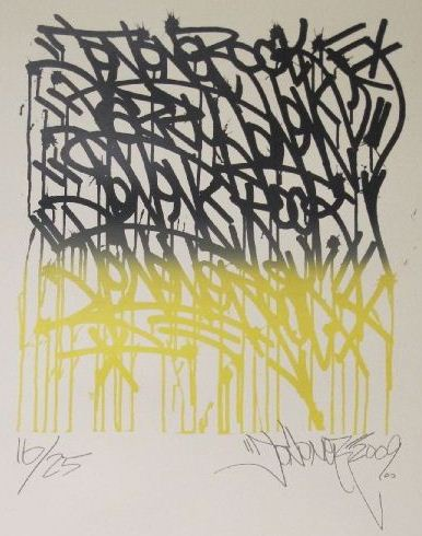 Urban Calligraphy-2009
