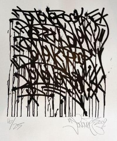 JonOne-Urban Calligraphy-2009