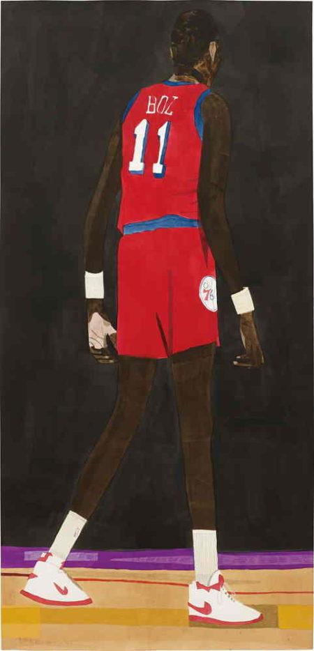 Jonas Wood-Backward Bol (Color)-2008