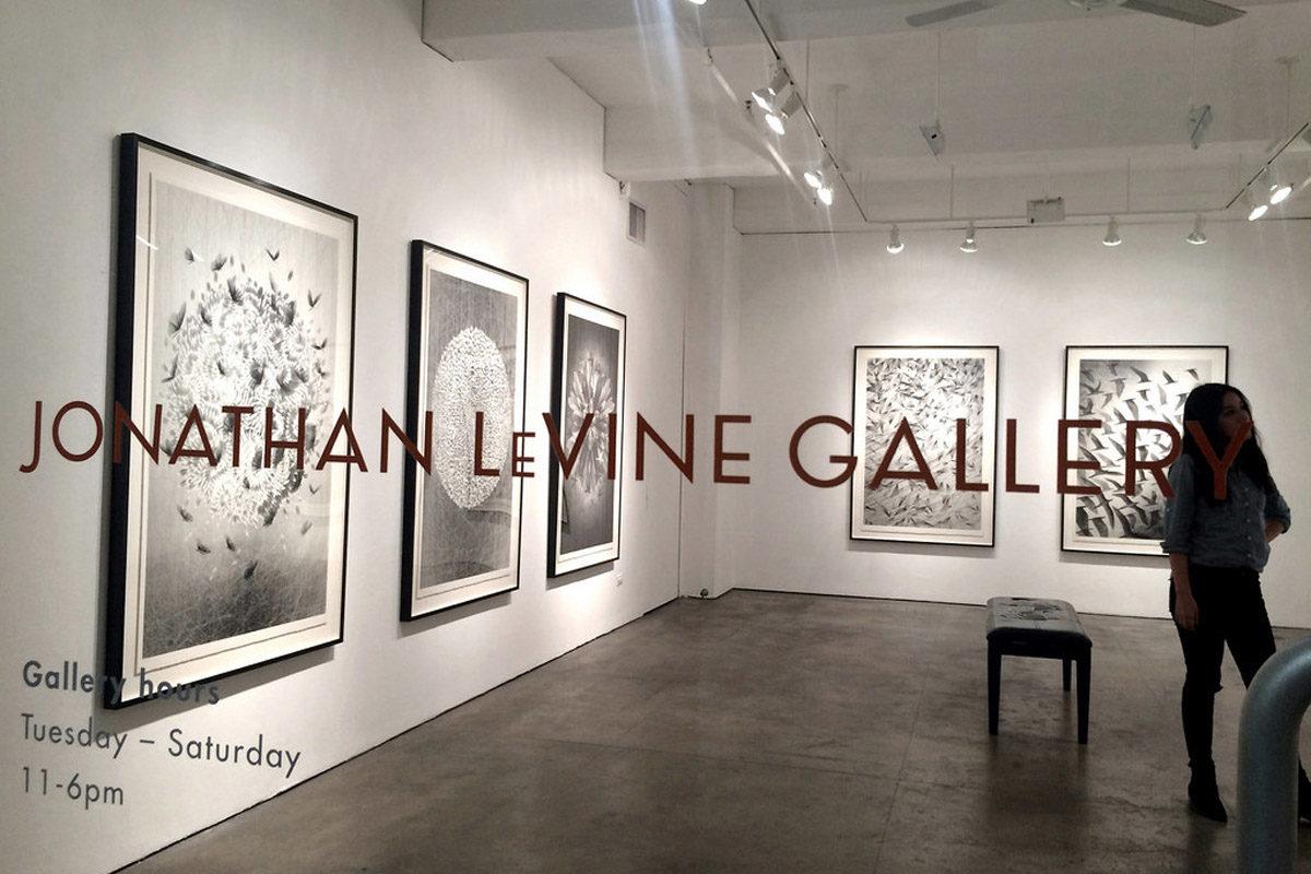 JONATHAN LEVINE GALLERY New York