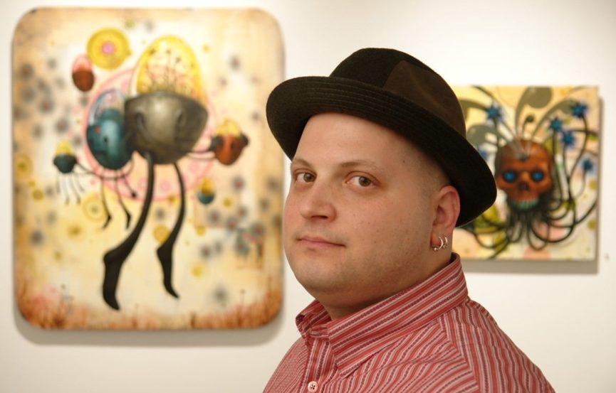 what is street art, mural art, jonathan levine interview
