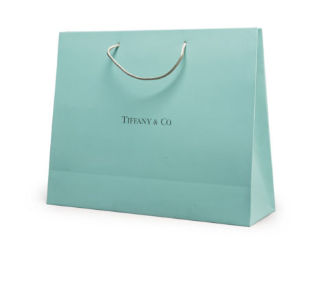 Jonathan Seliger-The Wedding Present (Tiffany & Co. Shopping Bag)-