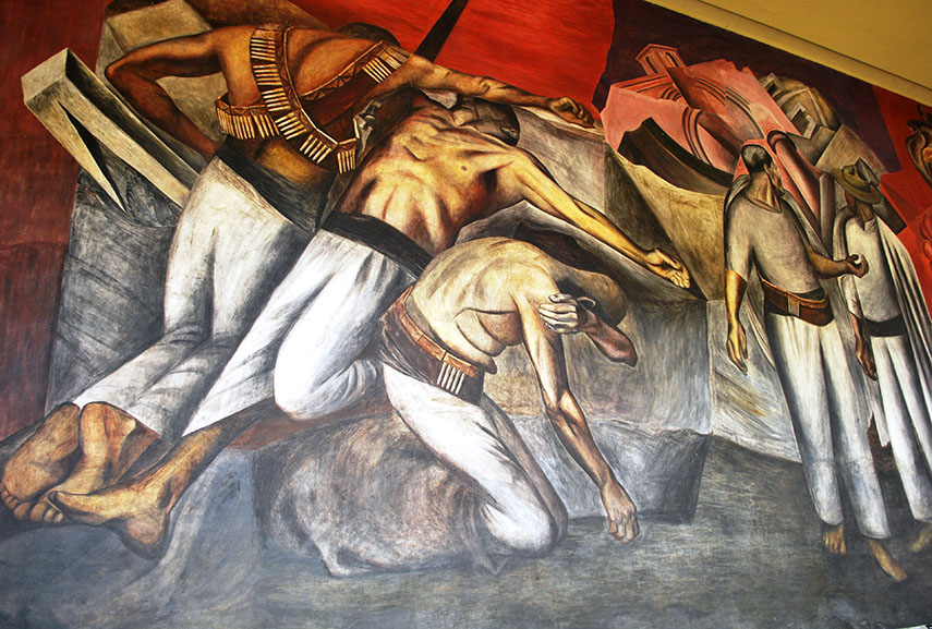 mexican muralism, mexican muralists
