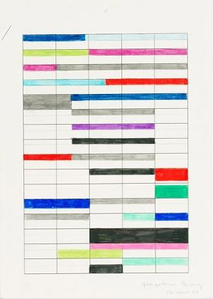 José Heerkens - Color Study, 2009