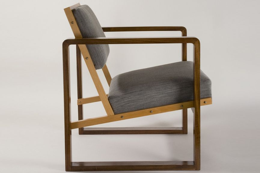 Josef Albers Club Chair new architecture modern dassau arts 1919 crafts building