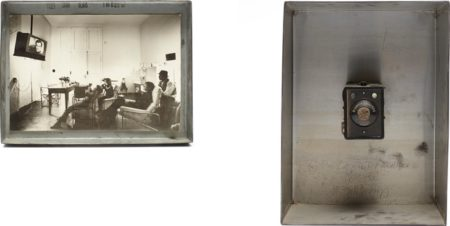 Joseph Beuys-Enterprise 11/18/72, 18:5:16 hours-1973