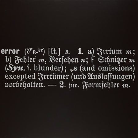 Error-1968