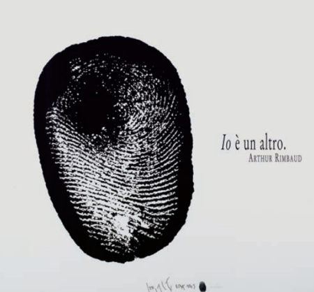 Joseph Kosuth-Exlibris + Pollice-