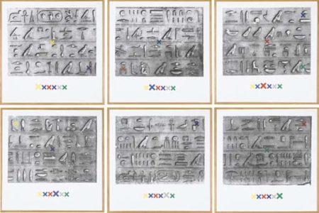 Joseph Kosuth-Hypercathesis-1982