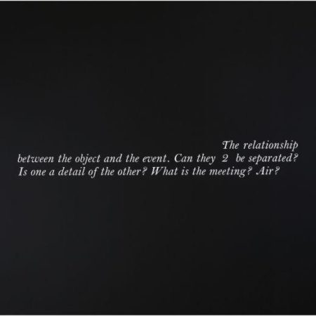 Joseph Kosuth-Jasper Johns (Art As Idea A Idea) No.2-1968