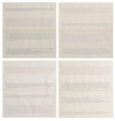 Joseph Kosuth-Praktijk, Practice, Pratique