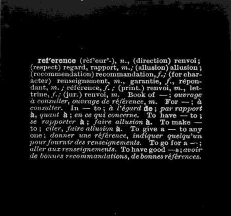 Joseph Kosuth-Reference (Art as Idea as Idea)-1968