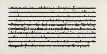 Joseph Kosuth-Zero & Not-1986