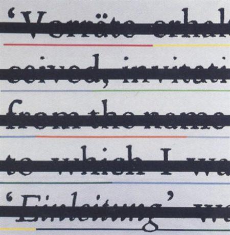 Joseph Kosuth-Zero and Not-1986