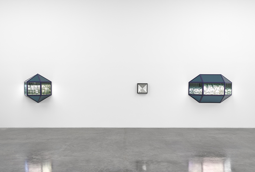 Josiah McElheny - The Crystal Land, White Cube Bermondsey