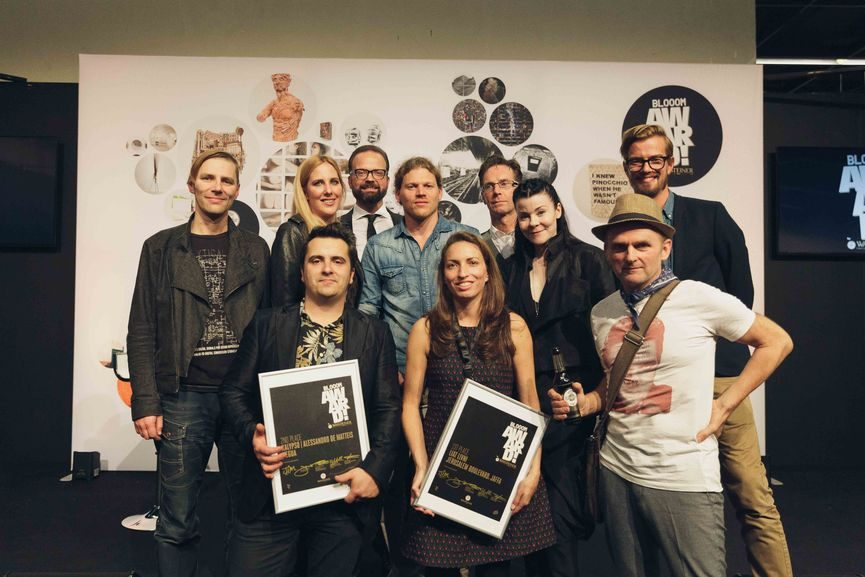 Curators Steal the Stage in the 15 Minutes of Fame Program of ART.FAIR Cologne