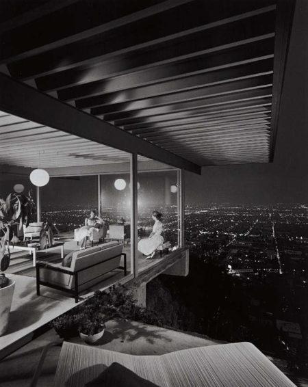 Julius Shulman-Case Study House #22, Los Angeles, CA, Pierre Koenig Architect-1960