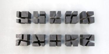 Jurgen Heinz - Schnittstelle, Installation, 2011 - photo credit of the artist