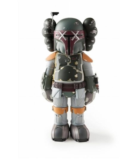 KAWS-Boba Fett Star Wars (KAWS version)-2013