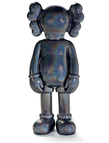 KAWS-Five Years Later Companion (Black)-2008