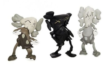 KAWS-Companion (Robert Lazzarini Version)-2006