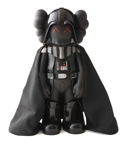 KAWS-Darth Vader Star Wars (KAWS Version), originalflake-2007