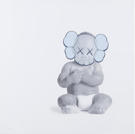 KAWS-Infant Print-2006