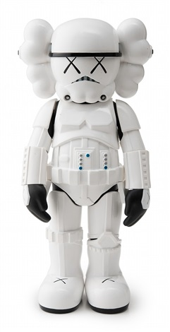 KAWS-Storm Trooper Star Wars (KAWS Version)-2008