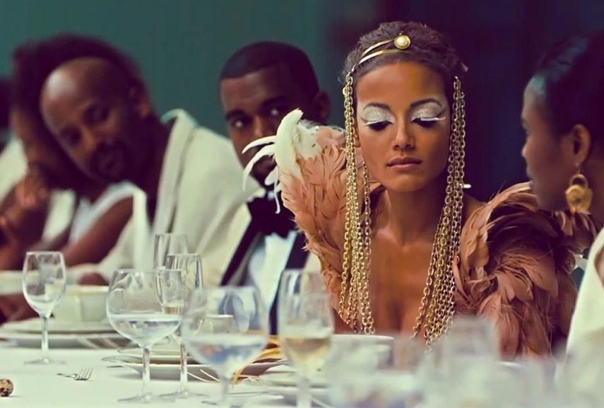 Kanye West - Runaway, video still