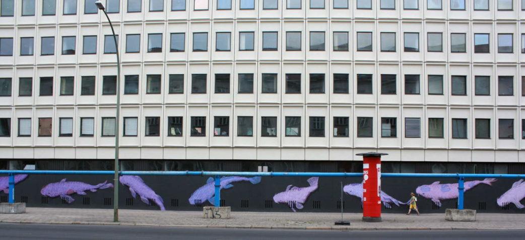 Karl Addison - 14 Tails, Berlin, Germany, 2014