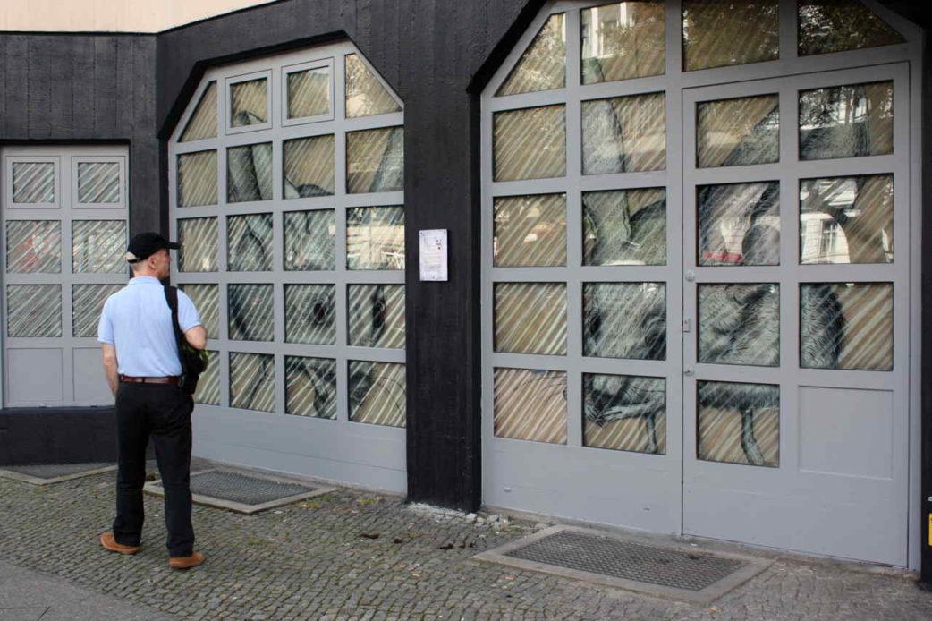 Karl Addison - Jerboa (Man Side), Berlin, Germany, 2014