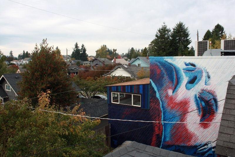 Karl Addison - Messier, Seattle, 2015