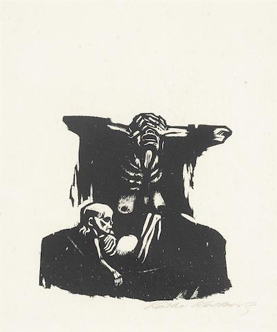 Kathe Kollwitz-Hunger-1922