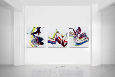 New Works by Katrin Fridriks in Exhibition at Lazarides Rathbone