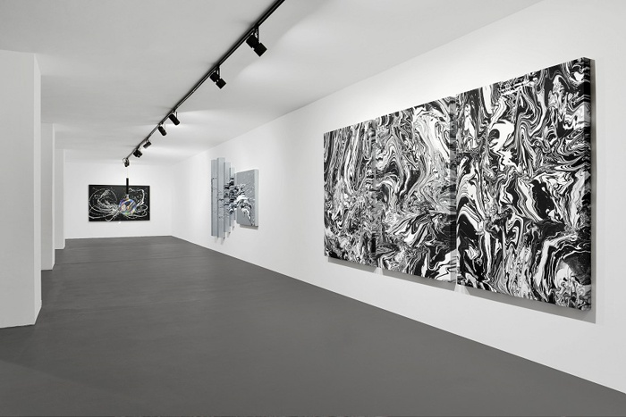 Katrin Fridriks - Stendhal Syndrome at Circle Culture Gallery Berlin, 2014