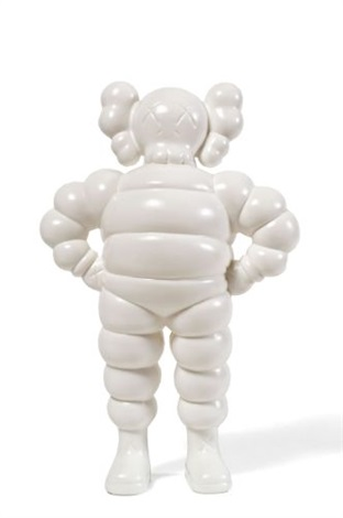 KAWS-Chum (White)-2002