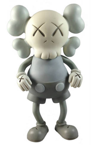 KAWS-Companion Gray Edition by Bounty Hunter-1999