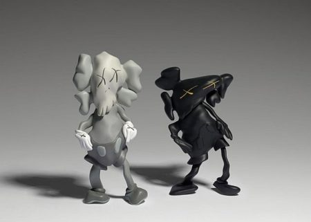 KAWS-Companion (Robert Lazzarini Version)-2010