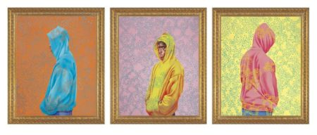 Kehinde Wiley-Fool's Gold-2003