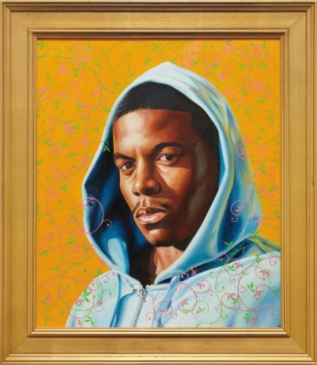 Kehinde Wiley-Phillip-2007