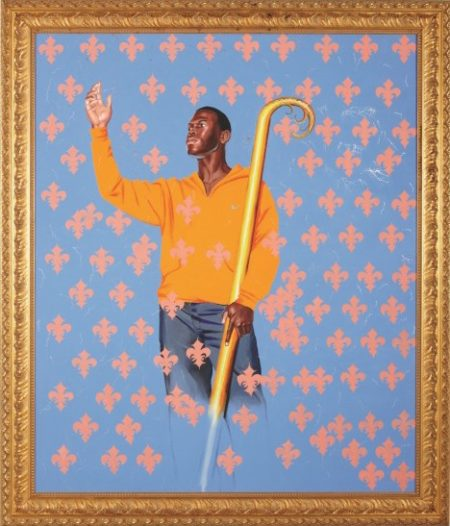 Kehinde Wiley-St. Remi-2004