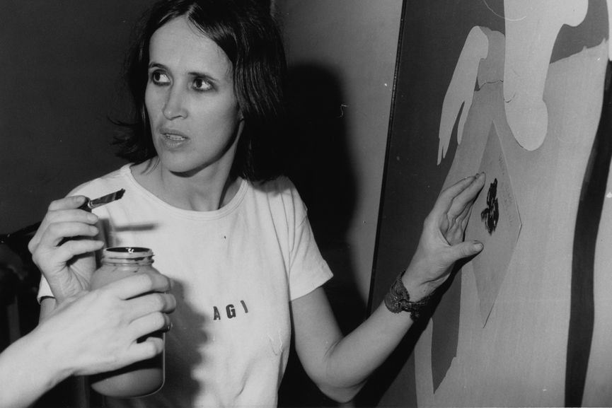 american woman creative known for her design and fight for rights