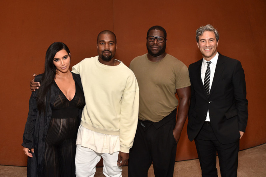 Kanye West, Steve McQueen, LACMA, music video discussion, pop up exhibition