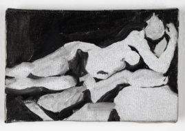 Kim Levin - Nude II 1970