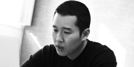 Koh Sang Woo - portrait